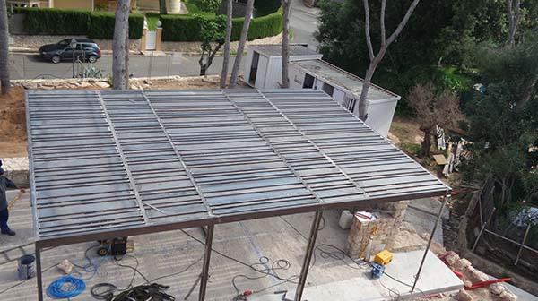 Prgolas metlicas pergolas de metal para jardin prgolas - Pergolas metalicas para jardin ...